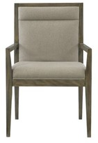 Bernhardt Profile Upholstered Dining Chair (Set of 2