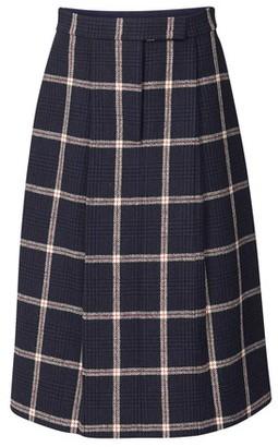 Thom Browne Prince of wales motif skirt