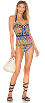 Nanette Lepore Carnaval Seductress One Piece