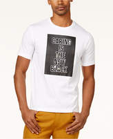 Sean John Men's Big and Tall Slogan-Print T-Shirt