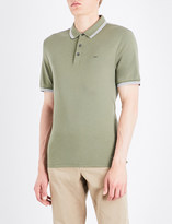Michael Kors Cotton-jersey polo shirt