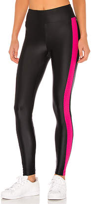 Koral Dynamic Duo High Rise Shiny Netz Legging