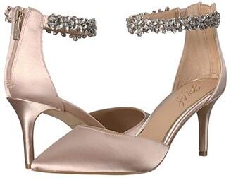 Badgley Mischka Raleigh (Champagne) Women's Shoes
