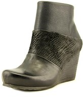 OTBT Dharma Round Toe Leather Ankle Boot.
