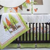 Pam Grace Creations Charming Forest 6 Piece Crib Set