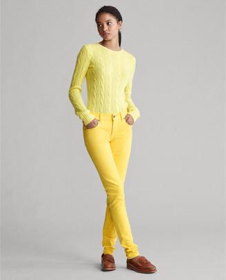 Ralph Lauren Tompkins Stretch Skinny Jean