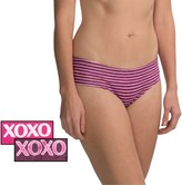 XOXO Gripped Panties - Bikini, 3-Pack (For Women)