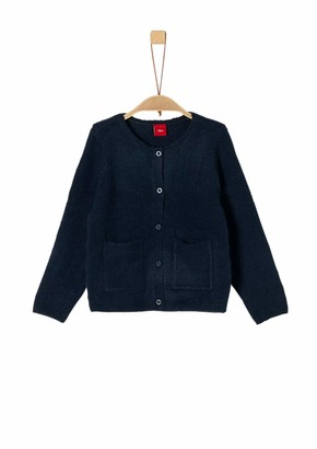 S'Oliver Girls' 53.909.64.2067 Cardigan