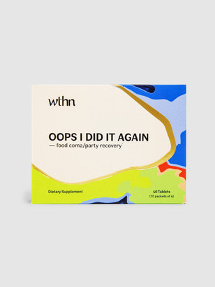 Wthn Oops I Did It Again Tablets