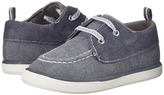 Baby Deer Canvas Deck Shoe (Infant/Toddler)