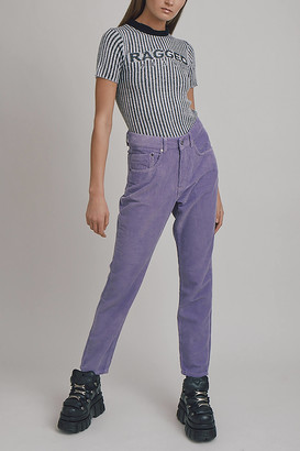 The Ragged Priest Groove Corduroy Mom Pant