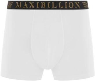 Maxibillion Geneva Modal Micro Air Boxer Brief Polar White
