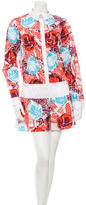 Thakoon Hawaiian Printed Romper w/ Tags