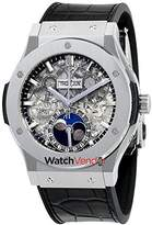 Hublot Classic Fusion Aerofusion Moonphase Titanium Men's Watch 517.NX.0170.LR