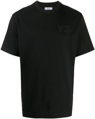 Y-3 plain logo T-shirt