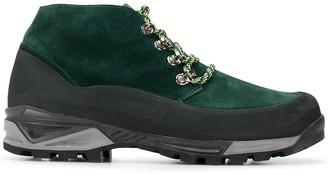 Diemme Lace-Up Ankle Boots
