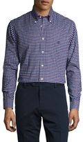 Brooks Brothers Cotton Checkered Sportshirt