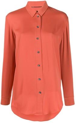 Calvin Klein Plain Long Sleeve Shirt