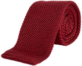 Jaeger Silk Knitted Tie
