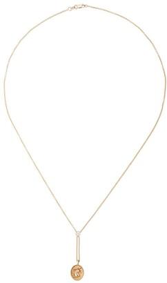 Retrouvai Unicorn Pendant Necklace