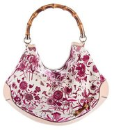 Gucci Flora Peggy Hobo