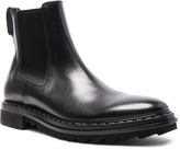 Givenchy Leather Vulcano Chelsea Boots