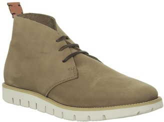 Ask the Missus Inject Chukka Boots Sand Nubuck