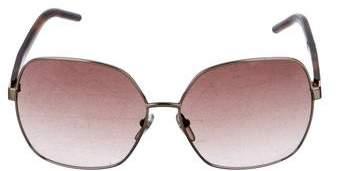 Marc Jacobs Gradient Square Sunglasses