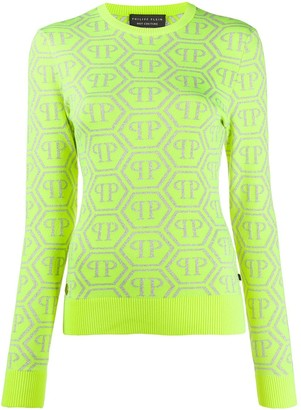Philipp Plein Monogram Jumper