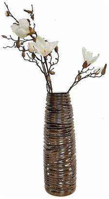 Impulse Impulse! Nordic Vase, Bronze, Medium