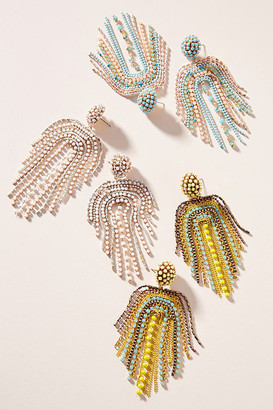 Anthropologie Waterfall Drop Earrings By in Assorted Size ALL