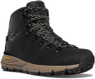 "Danner Women's Mountain 600 4.5"" Jet Black/Taupe 200G Hiking Boot"