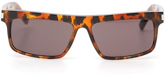 Saint Laurent Eyewear Squared Sunglasses