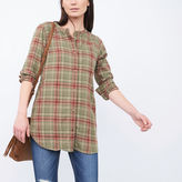 Roots Tisdale Flannel Tunic
