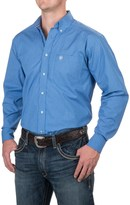 Ariat Andy Shirt - Button Front, Long Sleeve (For Men)