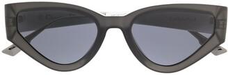 Christian Dior Cat Style sunglasses