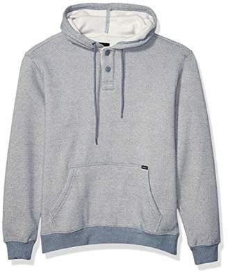 RVCA Men's Vista Pullover Hooded Sweatshirt