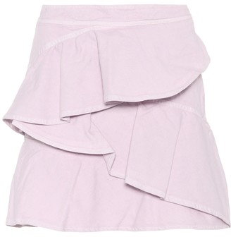 Etoile Isabel Marant Coati cotton miniskirt