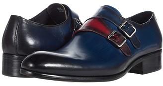 Carrucci Grip (Navy) Men's Shoes