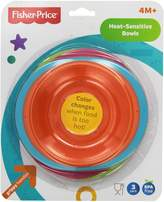 Fisher-Price Heat Sensitive Bowls