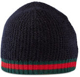 Gucci Cashmere Baby Hat