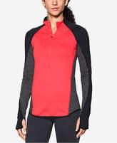 Under Armour ColdGear® Fleece-Lined Half-Zip Top