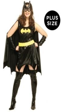 BuySeasons BuySeason Women's Batgirl Plus Costume