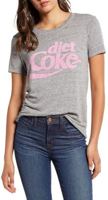 Lucky Brand Diet Coke® Logo Graphic Tee