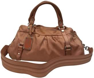 Marc by Marc Jacobs Orange Leather Handbags