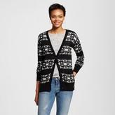 Women's Long Sleeves Boyfriend Cardigan - Mossimo Supply Co. (Juniors')