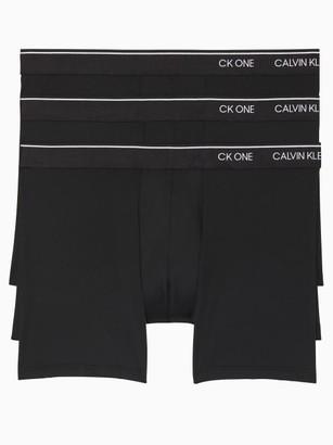 Calvin Klein One Boxer Brief 3-Pack