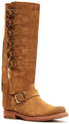 Frye Veronica Strap Tall Boots Women Shoes