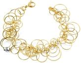 Orlando Orlandini Scintille - Diamond 18K Yellow Gold Bracelet