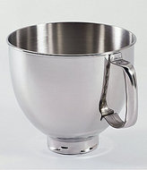 KitchenAid 5-Quart Handled Mixing Bowl Artisan Stand Mixer Attachment